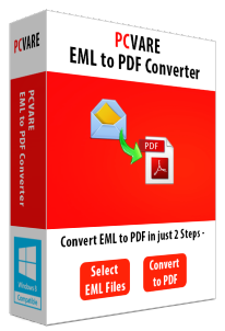 Change EML File Format into PDF
