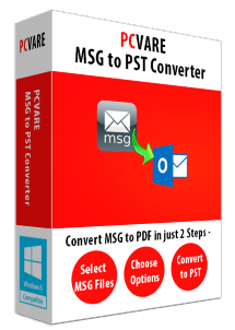 MSG to PST Converter with Multiple Folder