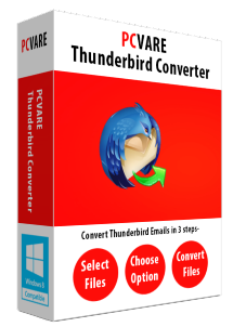 Export Thunderbird emails to PST Files 7.5.8
