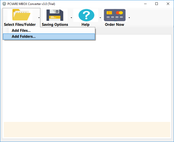 Import MBOX to Outlook 1.5.3