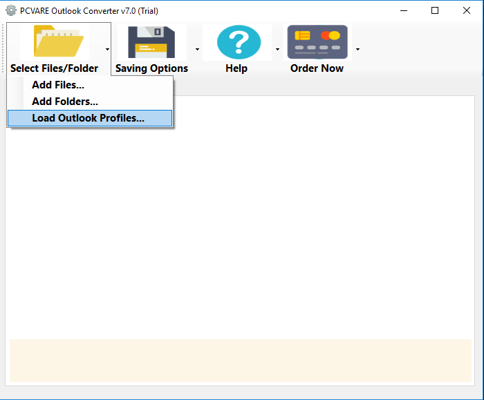 Outlook PST File Converter 6.2.7